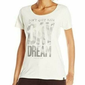 Life Is Good Don't Quit Your Day Dream Clouds Tee